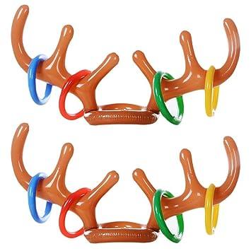 Amazon.com: Juego de 2 juguetes interactivos para niños de ...
