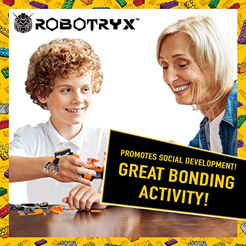 Toys For Boys Age 14 : Robot stem toy in fun creative set construction