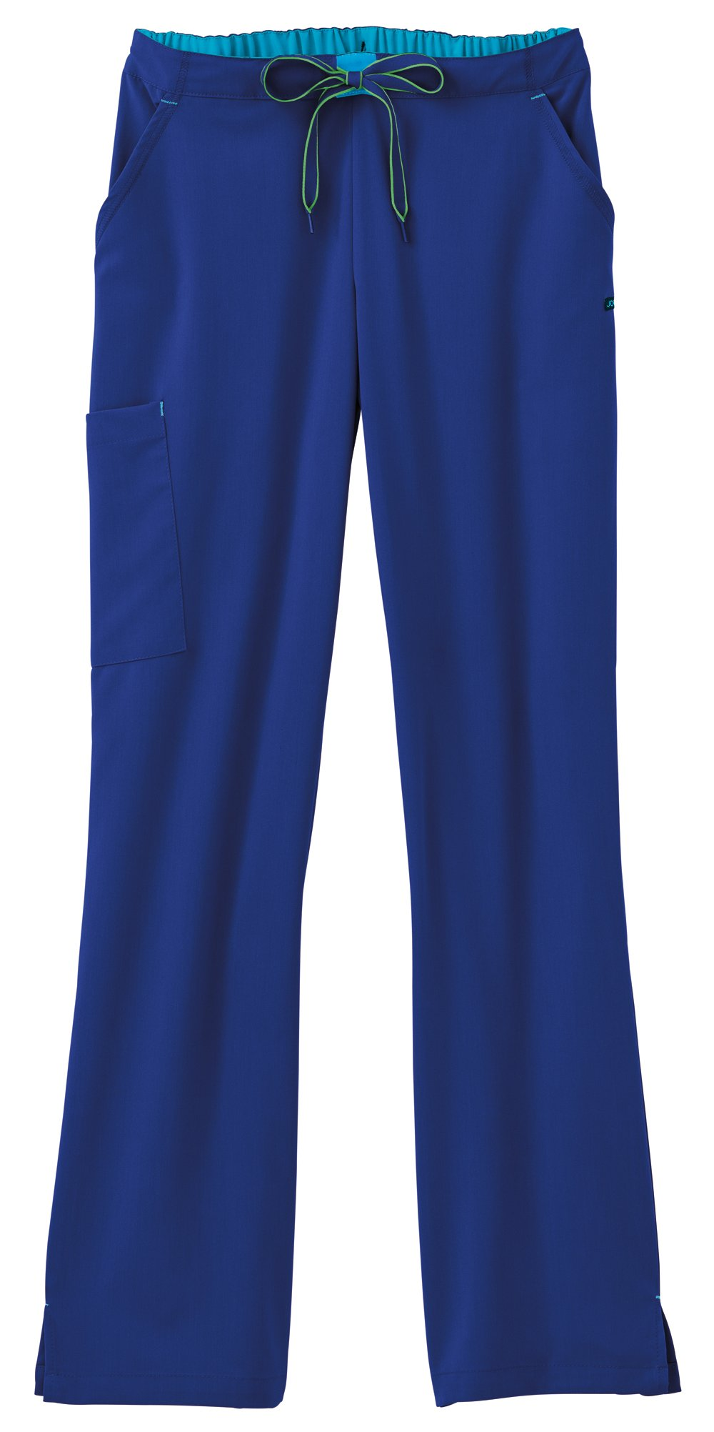 Modern Fit Collection By Jockey Women's Convertible Drawstring Scrub Pant XXX-Large Galaxy Blue