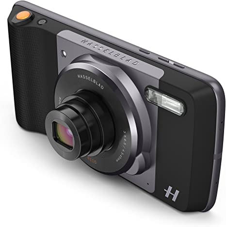 Moto Mod - Zoom Hasselblad (Zoom óptico 10x y Flash Xenon), Color ...