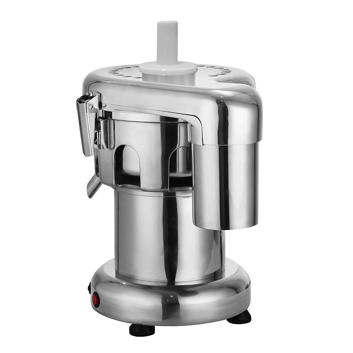 KITGARN Commercial Juicer Extractor 550W 2800RPM Heavy Duty Vegetable Fruit Juice Extractor Stainless Steel Extractor Machine Professional WF-2000 Commercial Juicer Extractor
