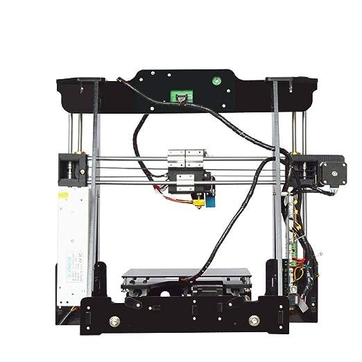 ZHQEUR Pluma de impresión 3D P802M DIY Impresora 3D Kit 220 * 220 ...