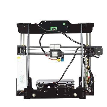 ZHQEUR P802M DIY Impresora 3D Kit 220 * 220 * 240 mm Tamaño ...