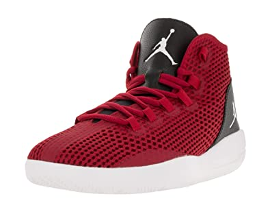 Jordan Men\u0027s Reveal Gym Red Basketball Shoes (10.5)