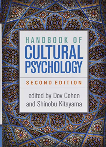 Handbook of Cultural Psychology, Second Edition ()