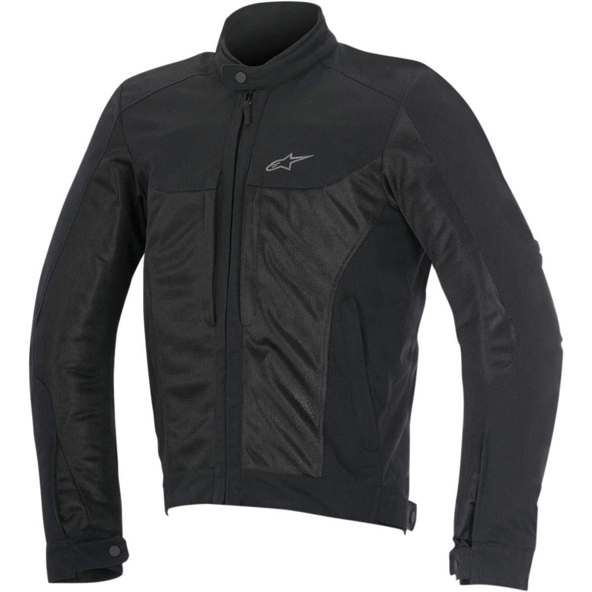 Alpinestars Chaqueta para Moto Luc Air, Color Negro, Talla M ...