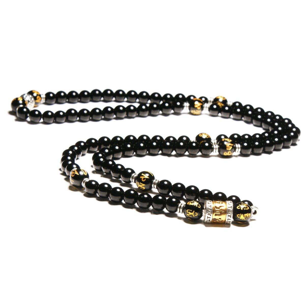 MOON GIRL Buddha 108 Mala Beads Prayer Bracelet Femme Yoga Scripture Chakra Pulseras Hombre