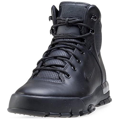 Bons prix 2019 meilleures ventes Style magnifique Nike Air NeVIst-6, Chaussures de sécurité pour Homme Noir ...