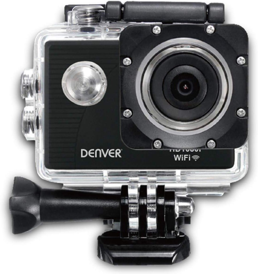 Denver Act 5051 Action Cam Waterproof Full Hd Wifi Elektronik