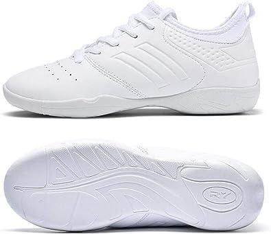 Amazon.com | DADAWEN Cheer Shoes for