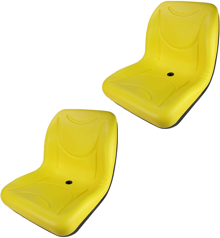 2pcs s//n  039,999 for CX E-VGA10177 Two Seats for John Deere Gator