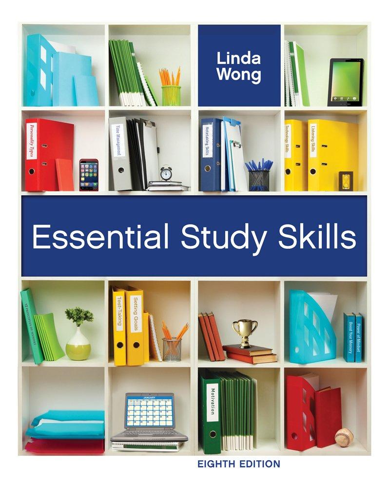 Essential Study Skills by imusti