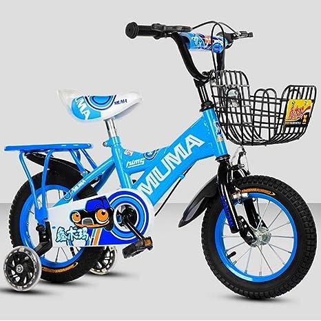 K-G Bicicleta Infantil Bicicleta Niños, niño Bicicleta de ...