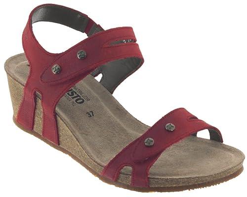 MEPHISTO MINA - Sandales   Nu-pieds - Femme  Amazon.fr  Chaussures ... e94e232a71ed