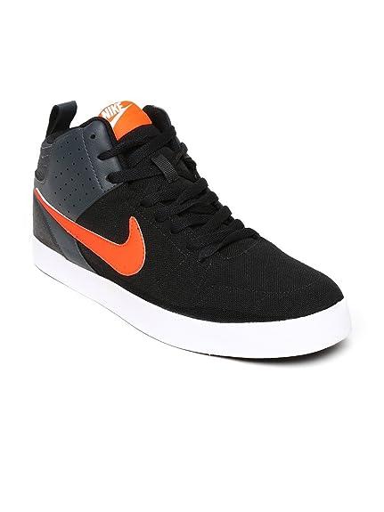 41e448bc76 Nike Men s Liteforce III Mid Multicolor Canvas Shoes (669594-006)-6 ...