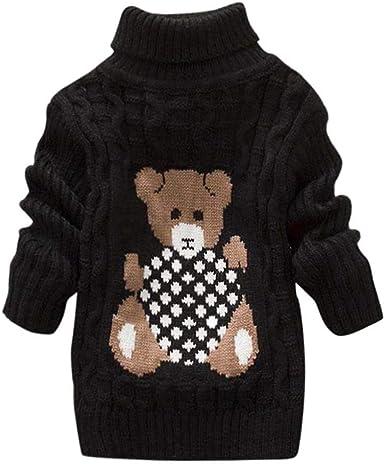 US Christmas Newborn Kids Baby Girls Knitting Wool Sweater Pageant Dress Clothes