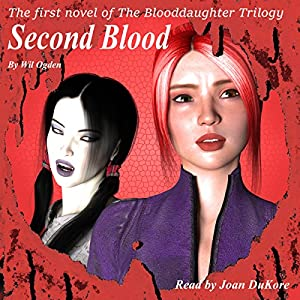 Second Blood Audiobook