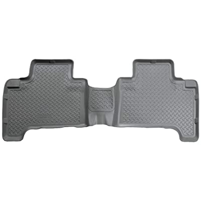 Husky Liners Fits 2003-09 Toyota 4Runner Classic Style 2nd Seat Floor Mat: Automotive