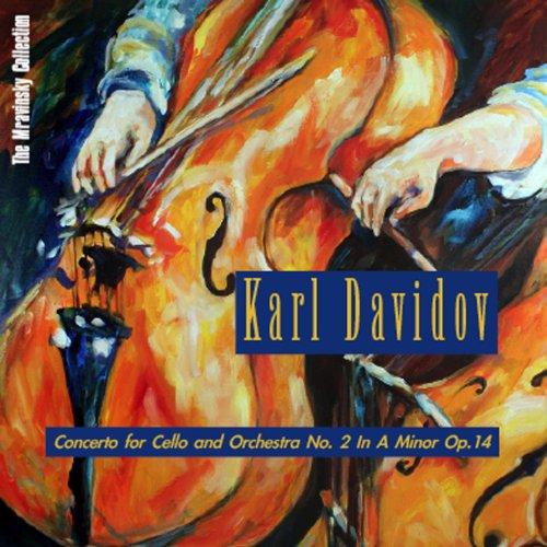Karl Davidov Concerto For Cello No 2 In A Minor Op14 Ii