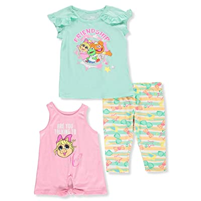 Muppets 3-Pack Clothing Set: Clothing
