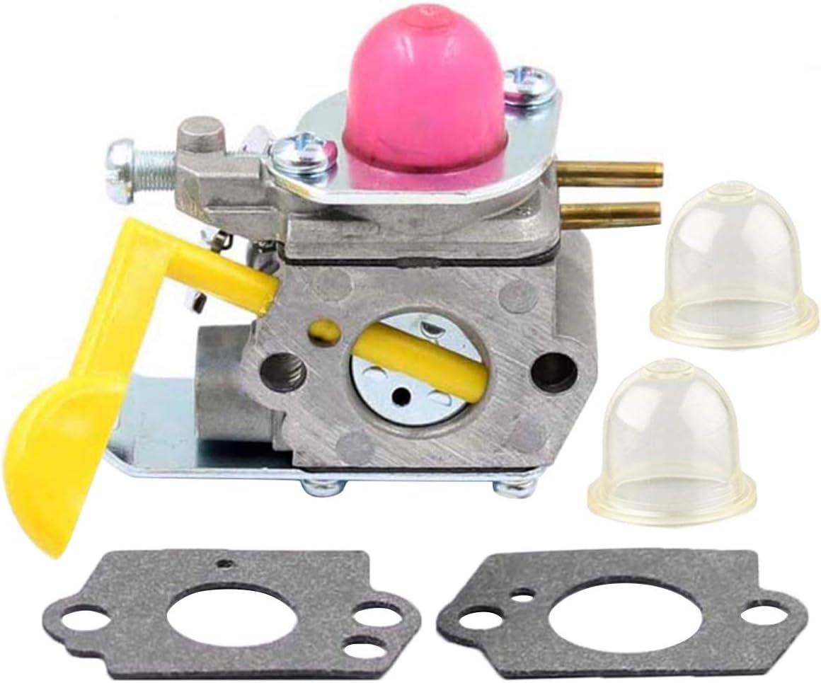 Craftsman Poulan Curved shaft Weedeater Carburetor 530071752 530071822 C1U-W18