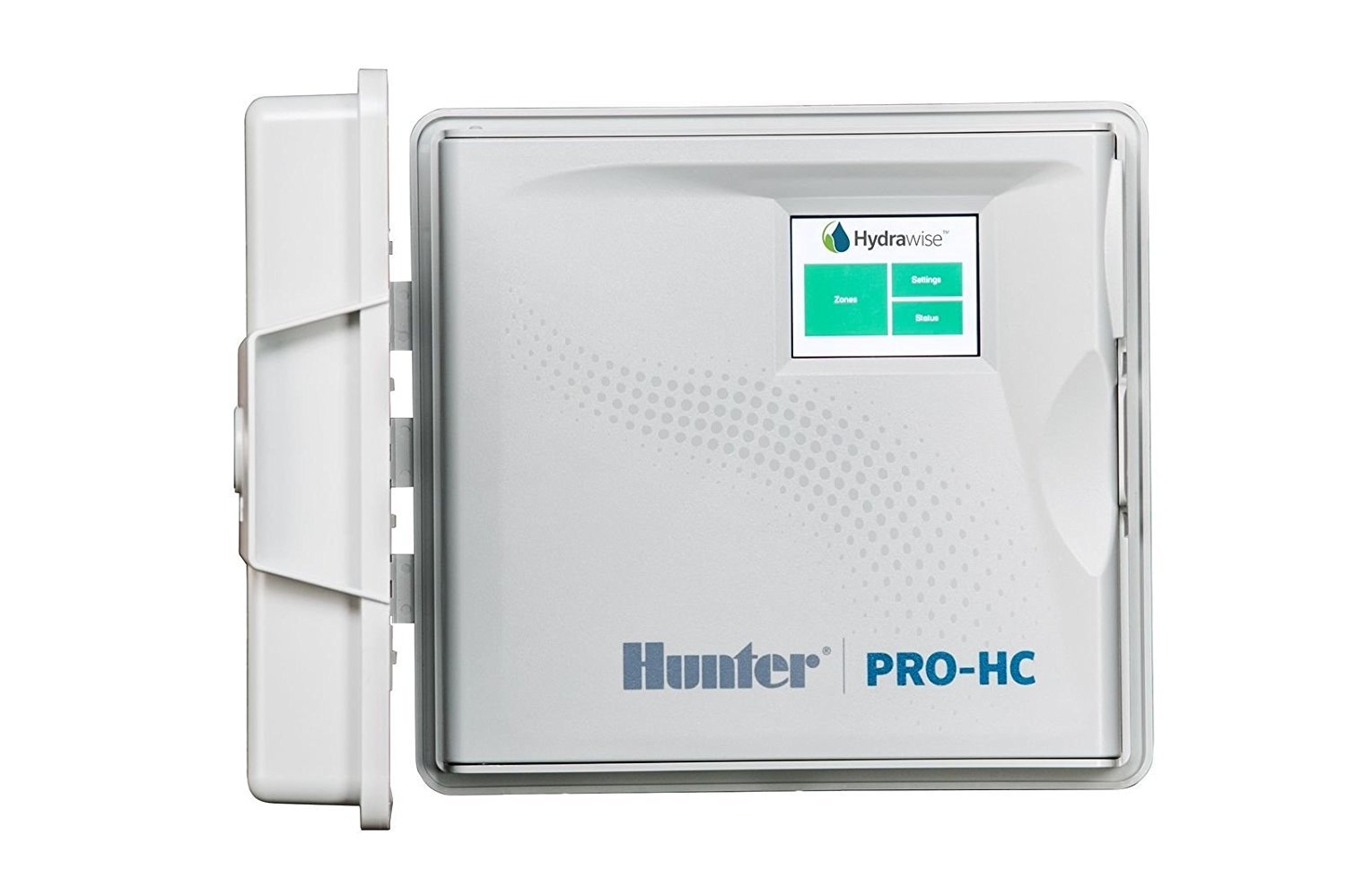 Hunter PRO-HC PHC-600i 6 Zone Indoor Residential / Professional Grade Wi-Fi Controller With Hydrawise Web-based Software - 6 Station Timer - Internet Android iPhone App