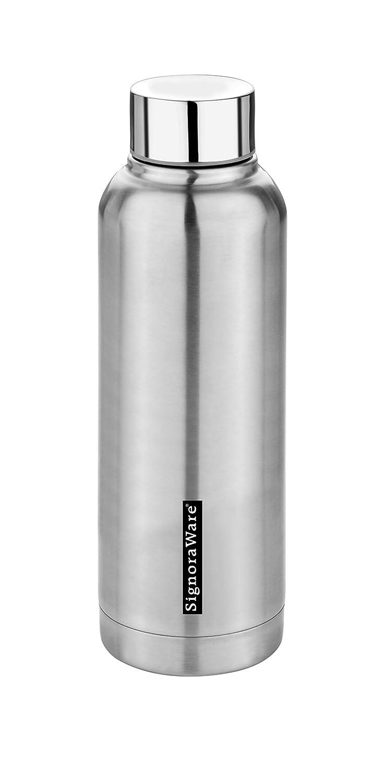 69bbec3ff Buy Signoraware Aqua Stainless Steel Water Bottle