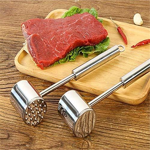 TIGOWL Doppelseitiger Fleischhammer