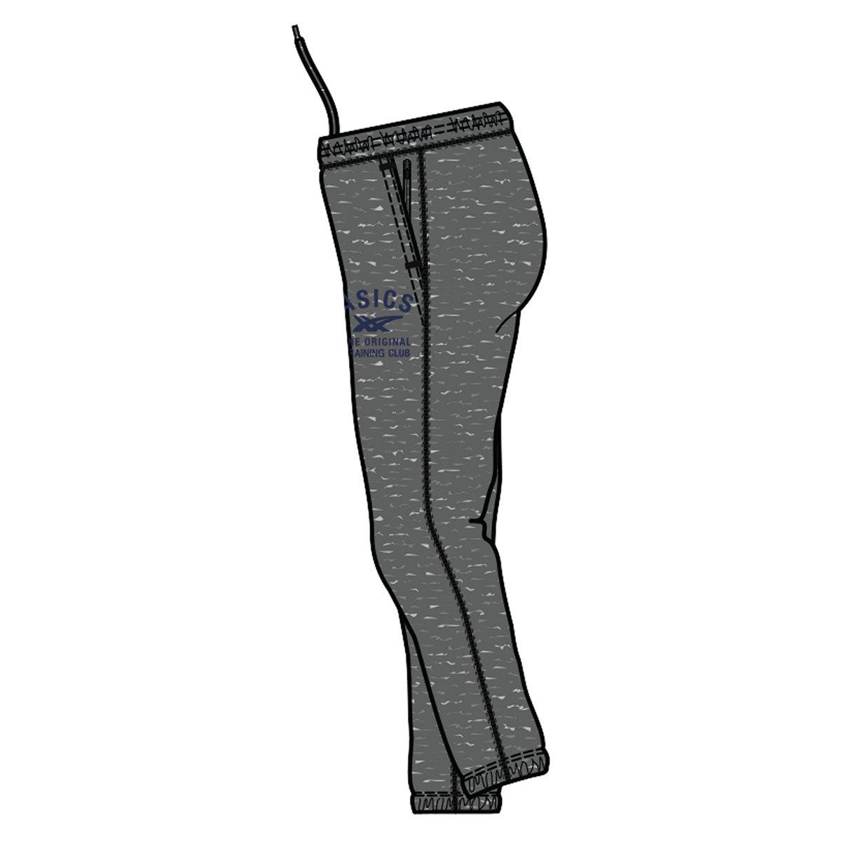 ASICS - Knit de picos de chándal para hombre (Gris)- XL: Amazon.es ...