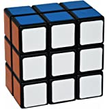 Coolzon® 2x3x3 Magic Cube Brain Teasers Puzzle Toy Speed Cube 57mm, Black