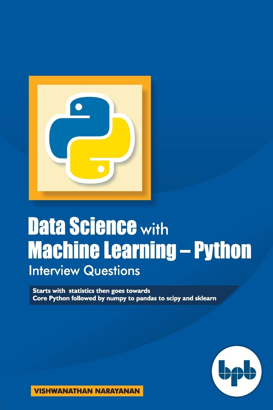 Data Science with Machine Learning – Python Interview Questions