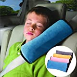 Demarkt® Auto Almohada del cinturón de seguridad del coche Proteja hombro almohada cojín amortiguador del vehículo…