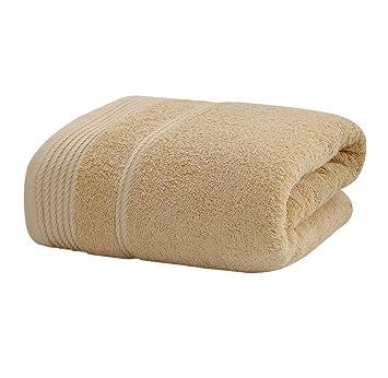 Toallas de baño Extra Grande de algodón Egipcio Hotel Quality Súper sólido de Color Absorbente Suave W70cm x L140cm Espesar (Color : Pink): Amazon.es: Hogar