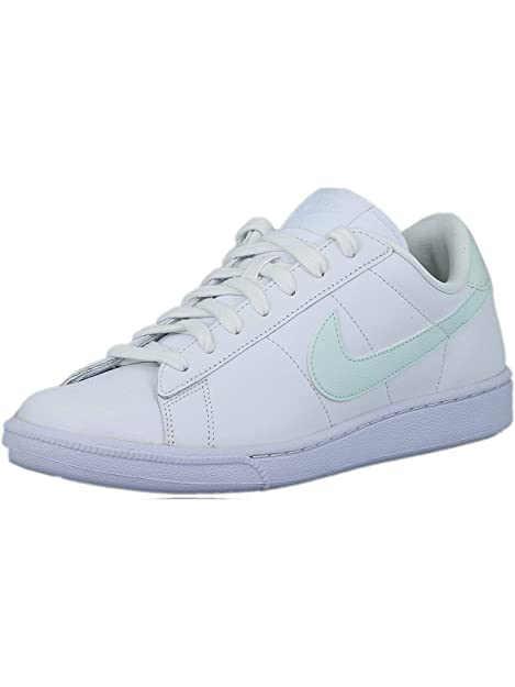 quality design a2493 d8edf Nike Donna Wmns Tennis Classic Scarpe Sportive Bianco Size 36 12