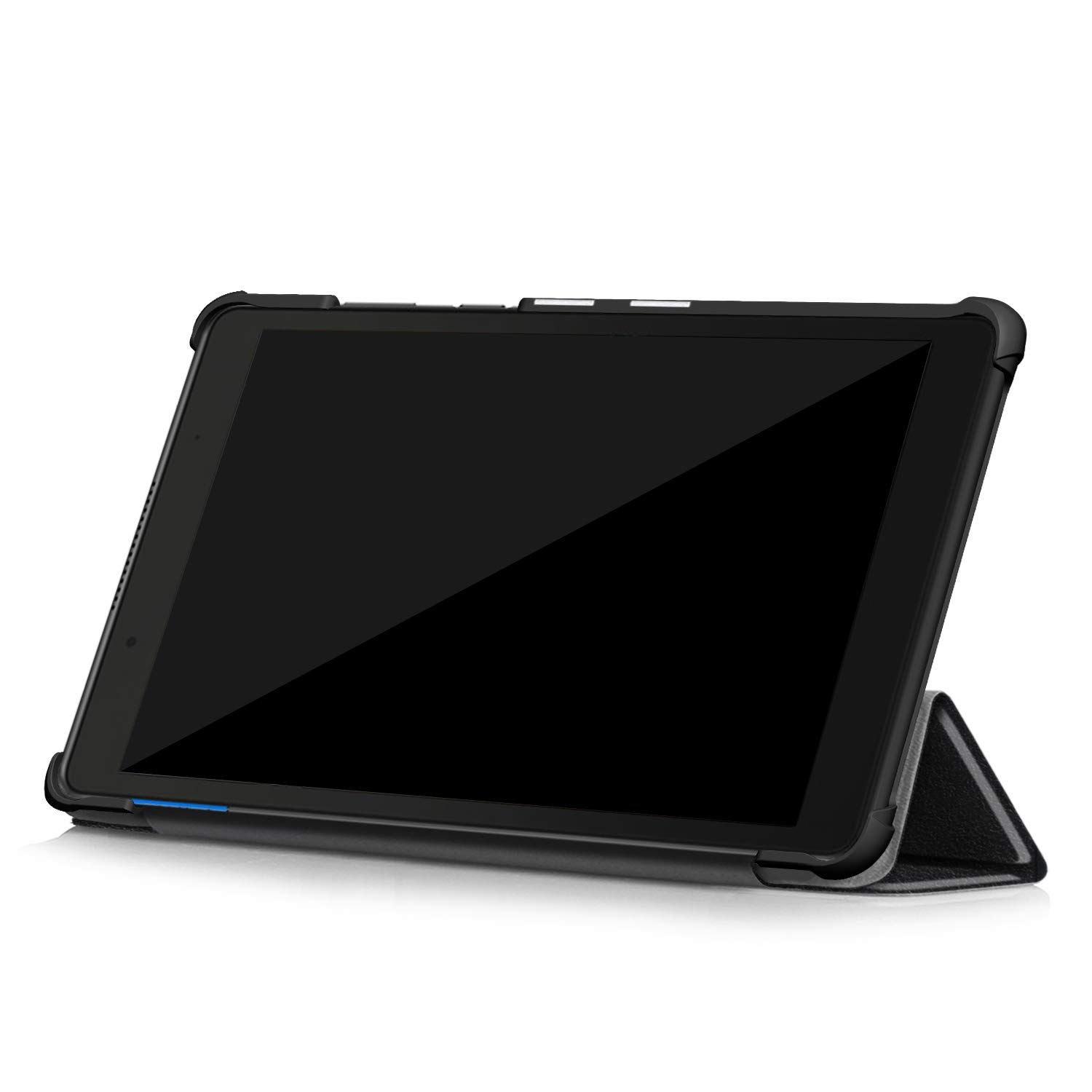 Ultra Slim Smart Leather Case Cover with Stand Function for lenovo Tab E8 TB-8034F Tablet 2018 Fmway Lenovo Tab E8 Case