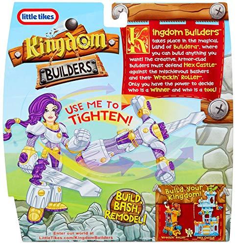 Turn Into A Screwdriver! Kingdom Builders Lady Twist ...