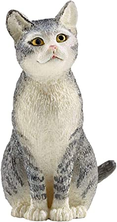 Schleich Cat Sitting Toy Figure Figures Amazon Canada