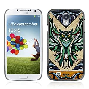 Designer Depo Hard Protection Case for Samsung Galaxy S4 / Majestic Owl