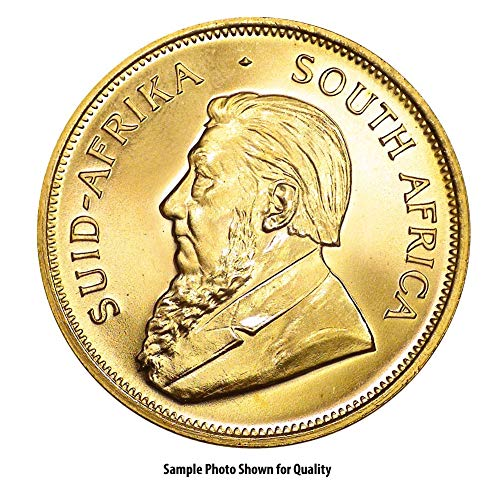 1967 ZA - Present 1oz. Gold Krugerrand Gold Brilliant Uncirculated Random Year ()