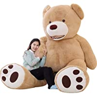 IKASA Giant Teddy Bear Plush Toy Stuffed Animals 200cm