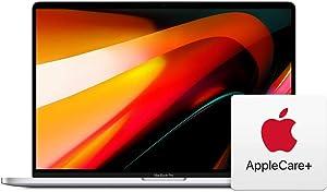 New Apple MacBook Pro (16-Inch, 16GB RAM, 512GB Storage, 2.6GHz Intel Core i7) - Silver with AppleCare+ Bundle