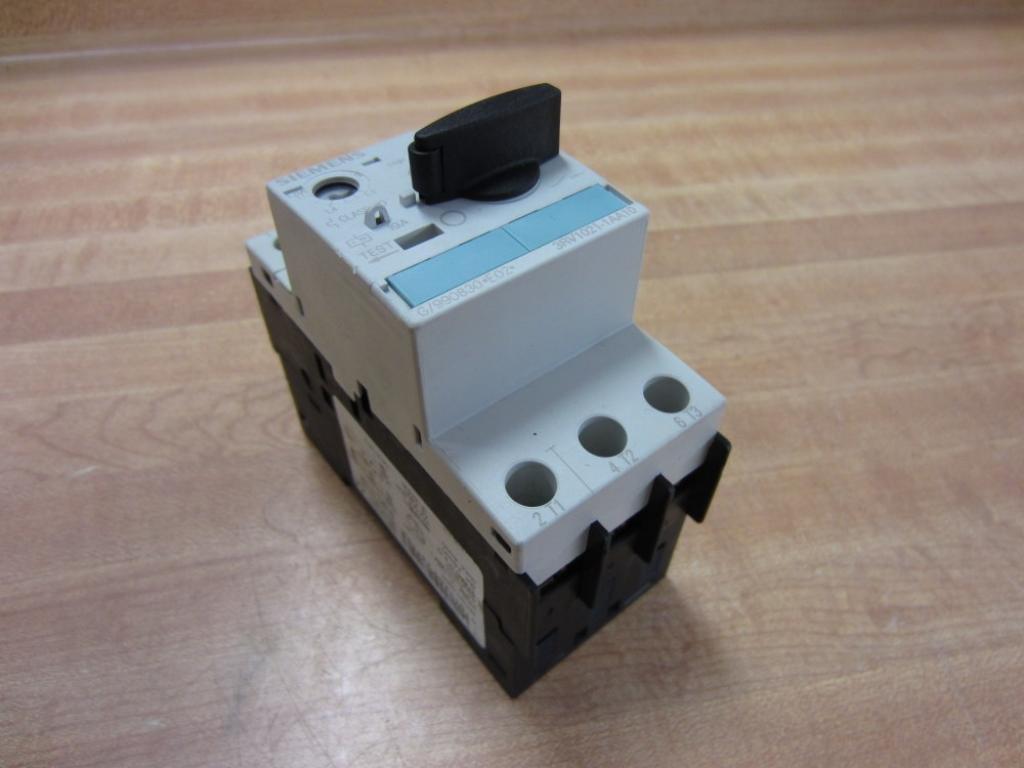 Siemens 3RV1021-1AA10 Leistungsschalter