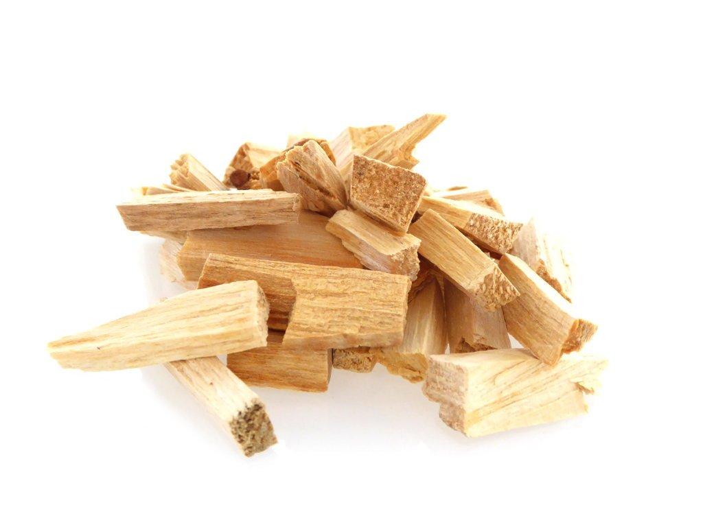 fumaga - Virutas de madera de palo santo - Bursera graveolens 50 g ...