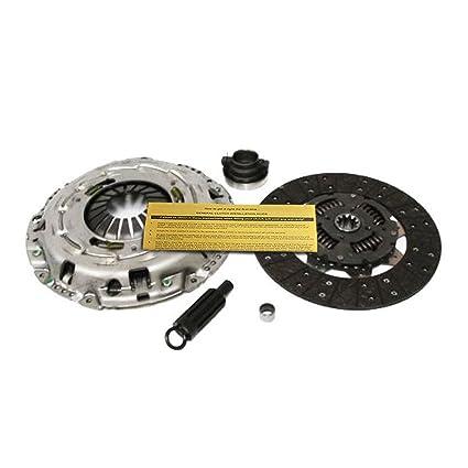 Amazon.com: LUK CLUTCH KIT fits JAN/05-10 DODGE RAM 2500 3500 5.9L 6.7L CUMMINS TURBO DIESEL: Automotive