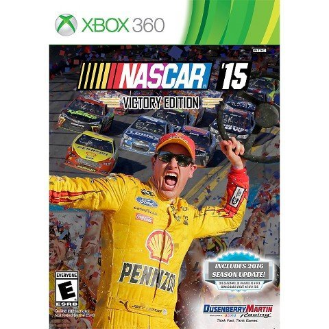 (Nascar 15 Victory Edition includes 2016 Season Update)