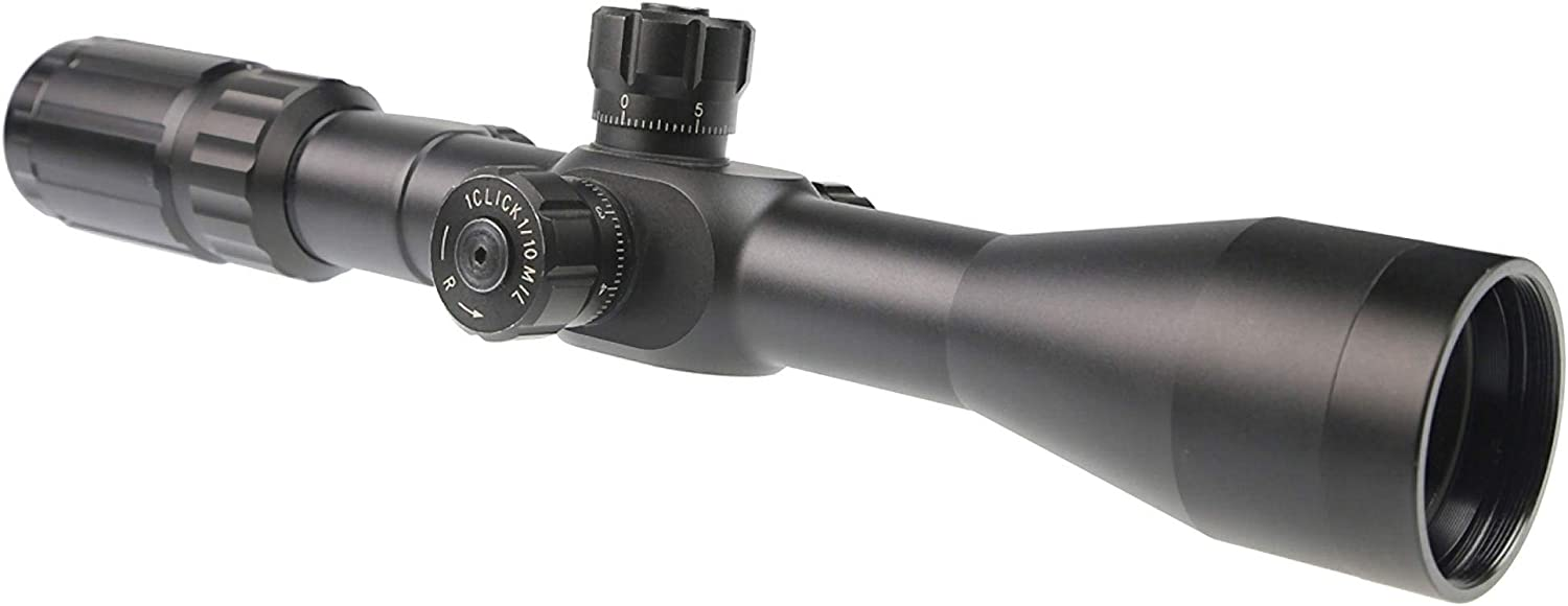 2. Primary Arms SLx 4-14x44mm FFP Riflescope — Best Scope for AR-10 308