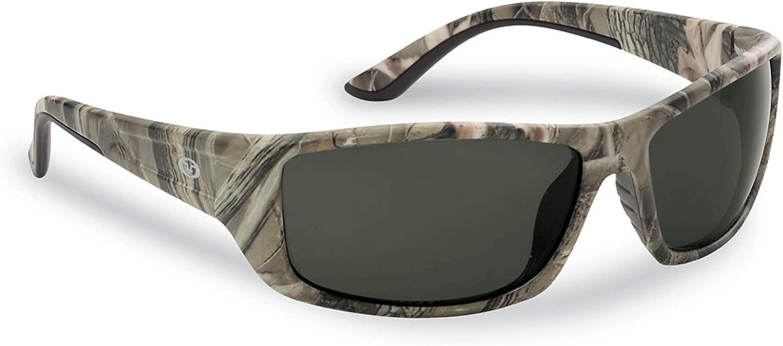 Flying Fisherman Buchanan Polarized Sunglasses with AcuTint UV Blocker for Fishing and Outdoor Sports