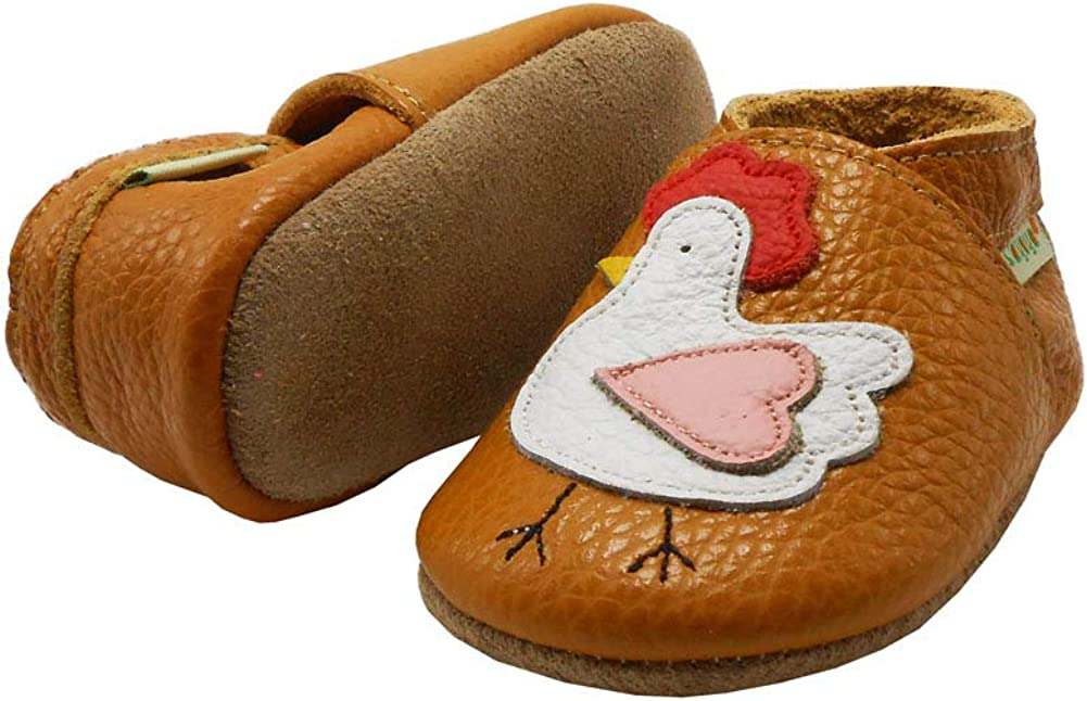 SAYOYO Baby Chicken Soft Sole Comfortable Lining First Walker Shoes