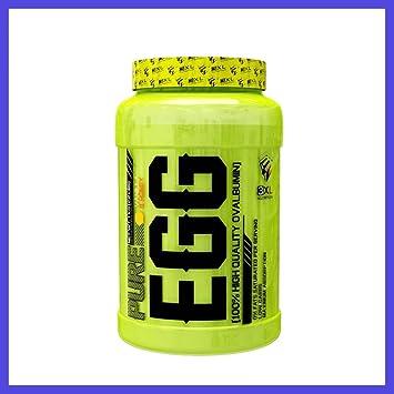 Pura Proteína de Huevo - 1kg: Amazon.es: Salud y cuidado personal