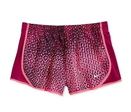 93ed0c5d1b6c5 Amazon.com: NIKE Girls' Dry Tempo Running Shorts: Clothing